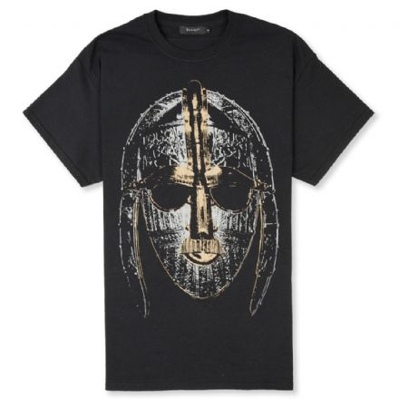 Sutton Hoo Metallic Print T-Shirt